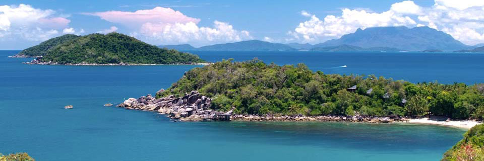 Tropical Island Paradise in North Queensland, Australia